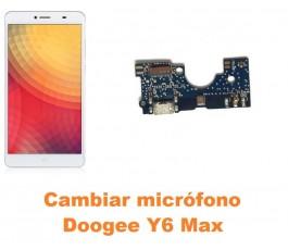 Cambiar micrófono Doogee Y6 Max