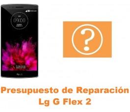 Presupuesto de reparación Lg Optimus G Flex 2 H955