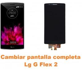 Cambiar pantalla completa Lg Optimus G Flex 2 H955