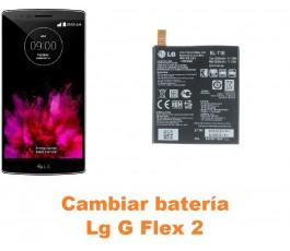 Cambiar batería Lg Optimus G Flex 2 H955