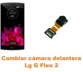 Cambiar cámara delantera Lg Optimus G Flex 2 H955