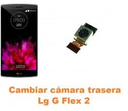 Cambiar cámara trasera Lg Optimus G Flex 2 H955