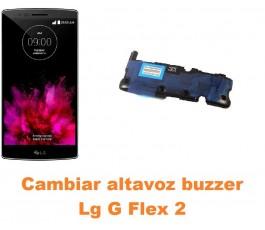 Cambiar altavoz buzzer Lg Optimus G Flex 2 H955