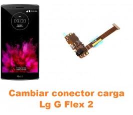 Cambiar conector carga Lg Optimus G Flex 2 H955