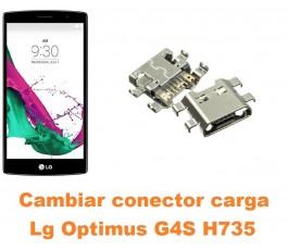 Cambiar conector carga Lg Optimus G4S H735