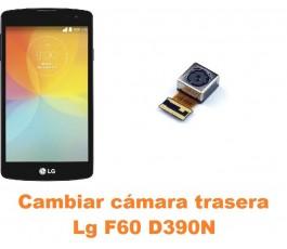 Cambiar cámara trasera Lg F60 D390N