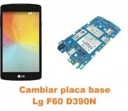 Cambiar placa base Lg F60 D390N
