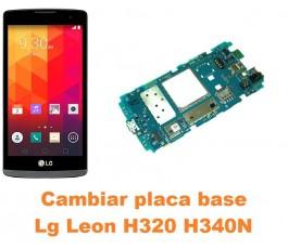 Cambiar placa base Lg Leon H320 H340N