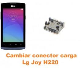 Cambiar conector carga Lg Joy H220