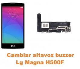 Cambiar altavoz buzzer Lg Magna H500F