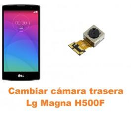 Cambiar cámara trasera Lg Magna H500F