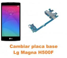 Cambiar placa base Lg Magna H500F
