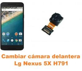 Cambiar cámara delantera Lg Nexus 5X H791