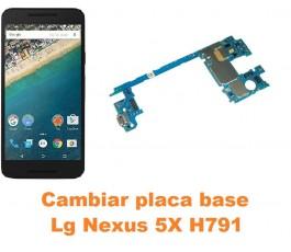 Cambiar placa base Lg Nexus 5X H791