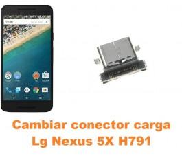 Cambiar conector carga Lg Nexus 5X H791