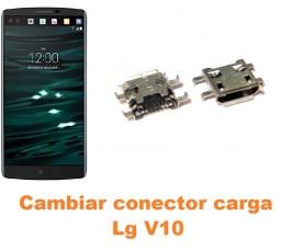Cambiar conector carga Lg V10