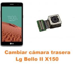 Cambiar cámara trasera Lg Bello II X150
