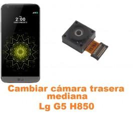Cambiar cámara trasera mediana Lg G5 H850