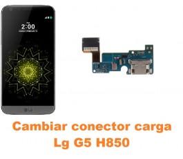 Cambiar conector carga Lg G5 H850