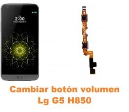 Cambiar botón volumen Lg G5 H850