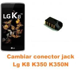 Cambiar conector jack Lg K8 K350 K350N