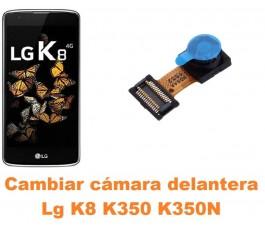 Cambiar cámara delantera Lg K8 K350 K350N