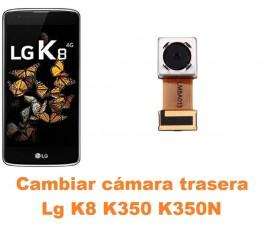 Cambiar cámara trasera Lg K8 K350 K350N