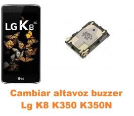 Cambiar altavoz buzzer Lg K8 K350 K350N