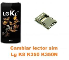 Cambiar lector sim Lg K8 K350 K350N