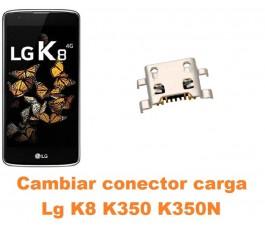 Cambiar conector carga Lg K8 K350 K350N