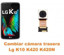 Cambiar cámara trasera Lg K10 K420 K420N