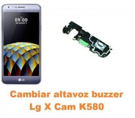 Cambiar altavoz buzzer Lg X Cam K580