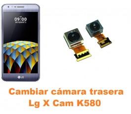 Cambiar cámara trasera Lg X Cam K580