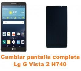 Cambiar pantalla completa Lg G Vista 2 H740