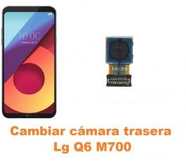 Cambiar cámara trasera Lg Q6 M700