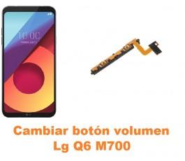 Cambiar botón volumen Lg Q6 M700