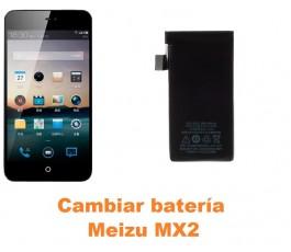 Cambiar batería Meizu MX2