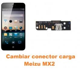 Cambiar conector carga Meizu MX2
