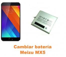 Cambiar batería Meizu MX5