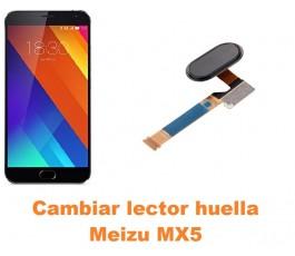 Cambiar lector huella Meizu MX5