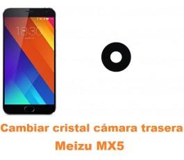 Cambiar cristal cámara trasera Meizu MX5