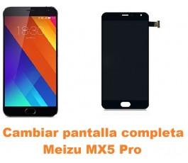Cambiar pantalla completa Meizu MX5 Pro