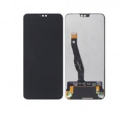 Pantalla completa táctil y lcd para Huawei Y9 2019 negra