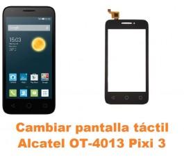 Cambiar pantalla táctil cristal Alcatel Orange Rise 30 OT-4013