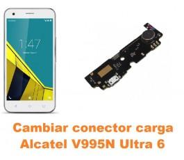 Cambiar conector carga Alcatel V995N