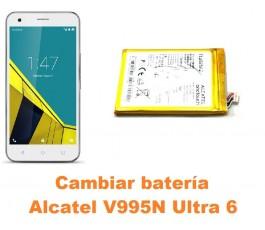 Cambiar batería Alcatel V995N