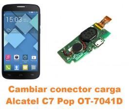 Cambiar conector carga Alcatel C7 Pop OT-7041D