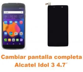 Cambiar pantalla completa Alcatel Idol 3 4.7