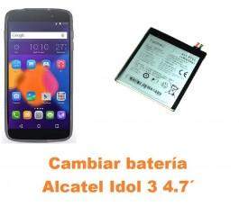 Cambiar batería Alcatel Idol 3 4.7