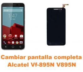 Cambiar pantalla completa Alcatel V895N